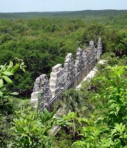 Maya-Ruinen - Zeugen der Vergangenheit in Belize