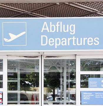 Flugreisen - in den Urlaub starten