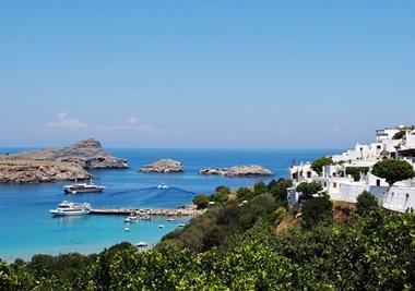 Griechenland-Rhodos-Lindos