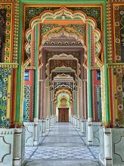 Jaipur - herrschaftlicher Glanz der Maharajas