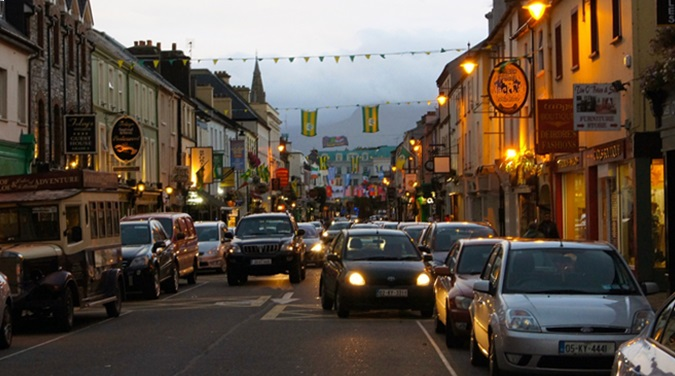 Killarney in Irland