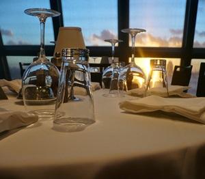 Kreuzfahrten mit Top-Restaurants an Bord