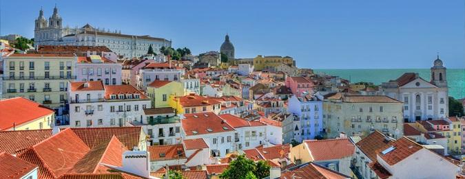 Alfama - Die Altstadt von Lissabon, wo der Fado zu Hause ist