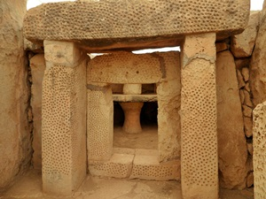 Ausgrabungen auf Malta