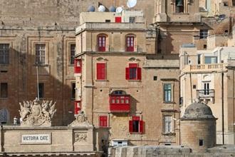 Malta - Inselhauptstadt Valetta