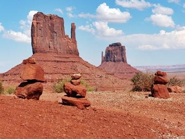Reiseführer USA - Monument Valley in Utah