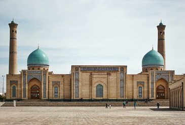Entlang der Seidenstraße - Usbekistan