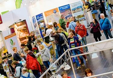 Touristik & Caravaning - Reisemesse in Leipzig