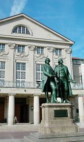 Weimar in Thüringen