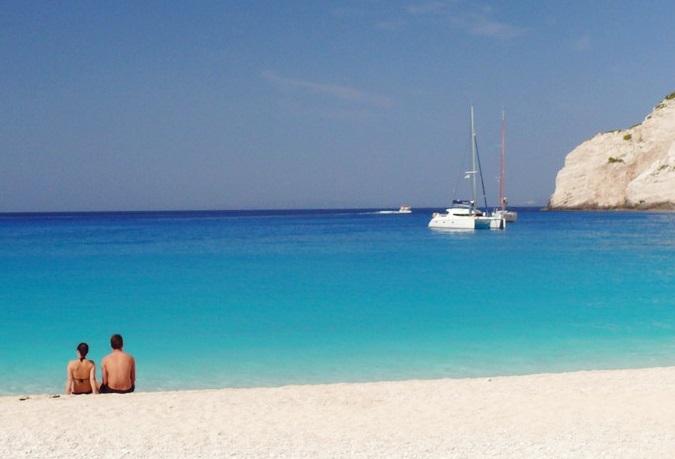 Yachtcharter Griechenland - Unterwegs auf den griechischen Inseln